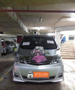 Sewa alphard jakarta, Sewa alphard murah , Rental mobil pengantin